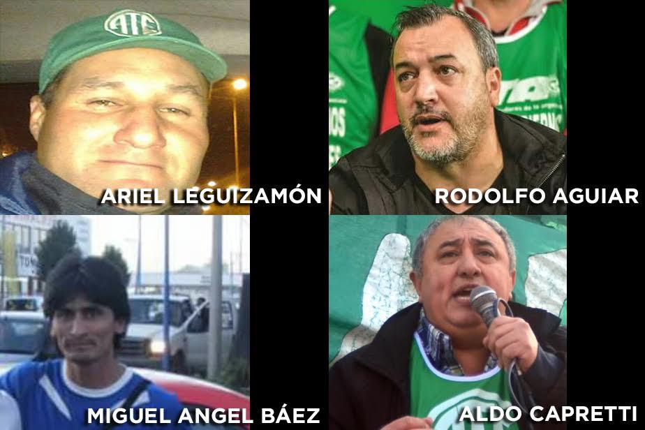 La CTA-A de Santa Cruz reclama la liberación inmediata de Aguiar y Capretti