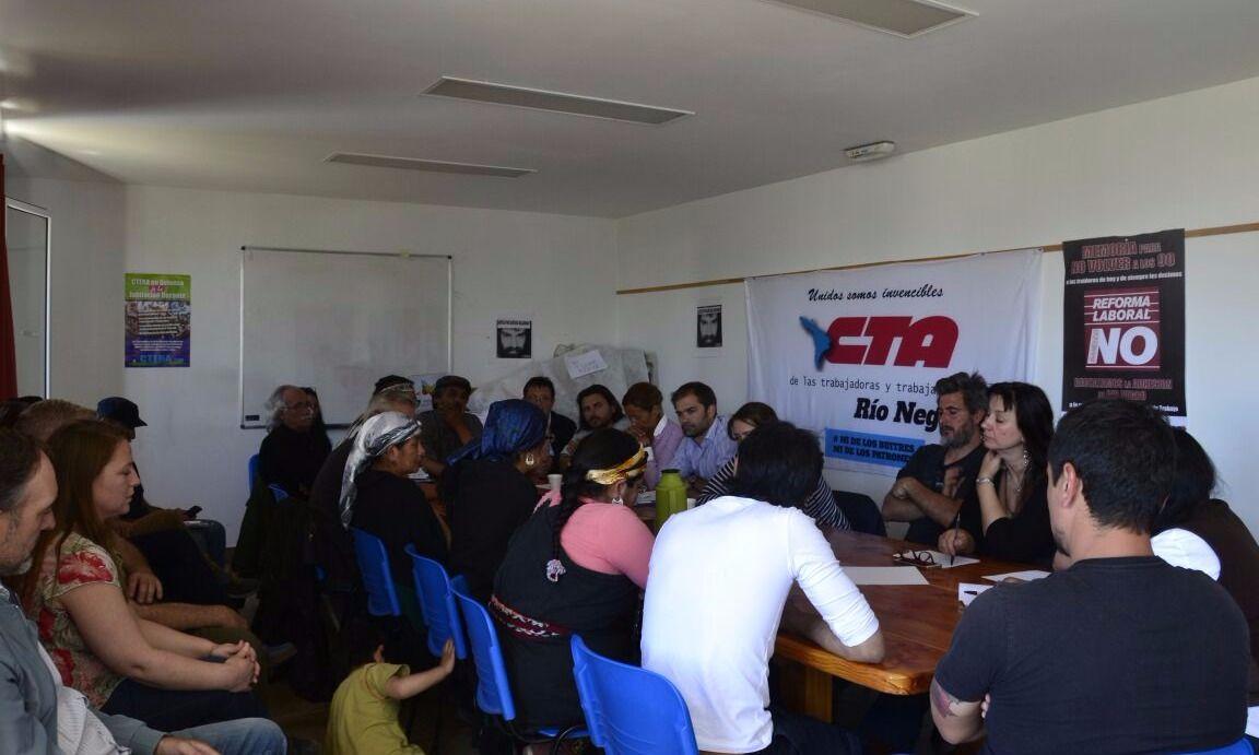 Villa Mascardi | Liberaron a los dos mapuches detenidos por el enfrentamiento con Prefectura